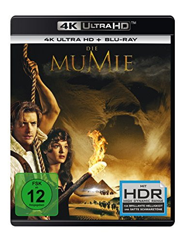Die Mumie - Ultra HD Blu-ray [4k + Blu-ray Disc]