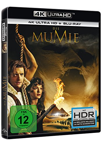 Die Mumie – Ultra HD Blu-ray [4k + Blu-ray Disc] - 2