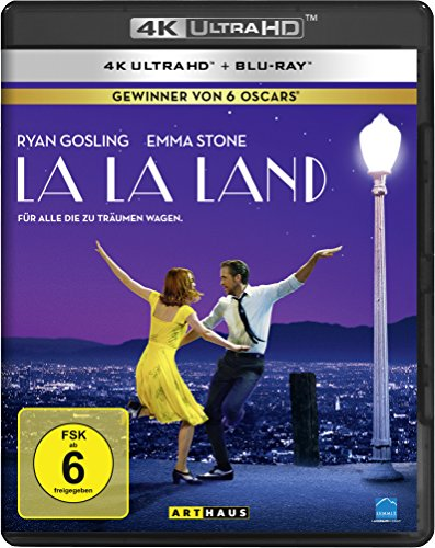 La La Land - Ultra HD Blu-ray [4k + Blu-ray Disc]
