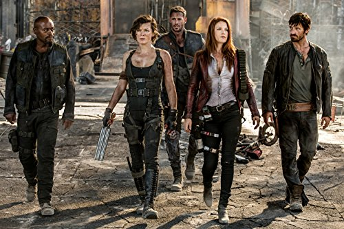 Resident Evil: The Final Chapter – Ultra HD Blu-ray [4k + Blu-ray Disc] - 4