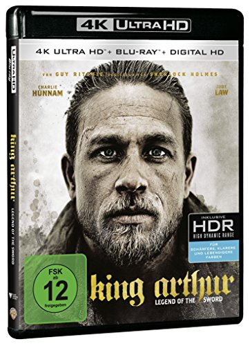 King Arthur: Legend of the Sword – Ultra HD Blu-ray [4k + Blu-ray Disc] - 2