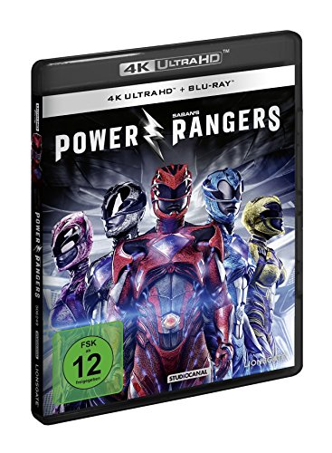 Power Rangers – Ultra HD Blu-ray [4k + Blu-ray Disc] - 2