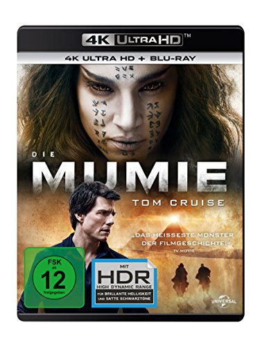 Die Mumie (2017) - Ultra HD Blu-ray [4k + Blu-ray Disc]