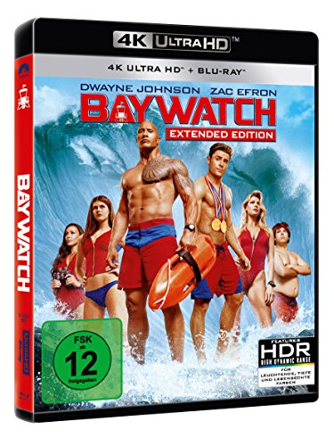 Baywatch – Ultra HD Blu-ray [4k + Blu-ray Disc] - 2