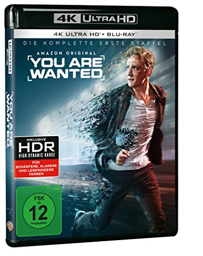 You are wanted – Die komplette 1. Staffel – Ultra HD Blu-ray [4k + Blu-ray Disc] - 2