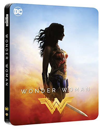Wonder Woman (Steelbook) – Ultra HD Blu-ray [4k + Blu-ray Disc] - 3