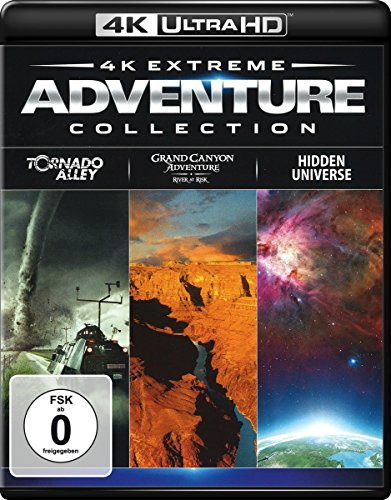 IMAX: 4K Extreme Adventure Collection - 4k Ultra HD Blu-ray