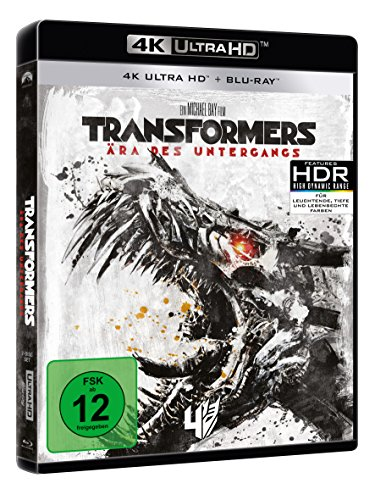 Transformers: Ära des Untergangs – Ultra HD Blu-ray [4k + Blu-ray Disc] - 2