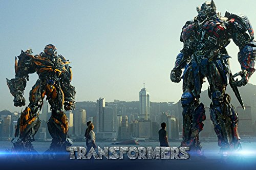 Transformers: Ära des Untergangs – Ultra HD Blu-ray [4k + Blu-ray Disc] - 10