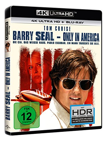 Barry Seal: Only in America – Ultra HD Blu-ray [4k + Blu-ray Disc] - 2