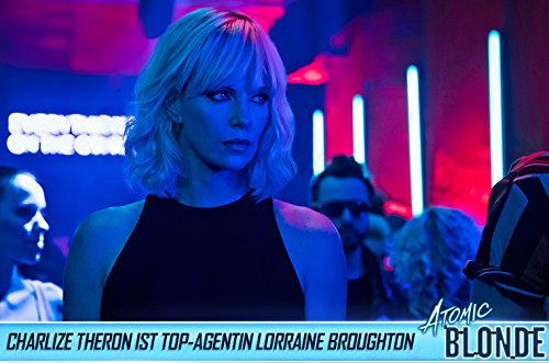 Atomic Blonde – Ultra HD Blu-ray [4k + Blu-ray Disc] - 2