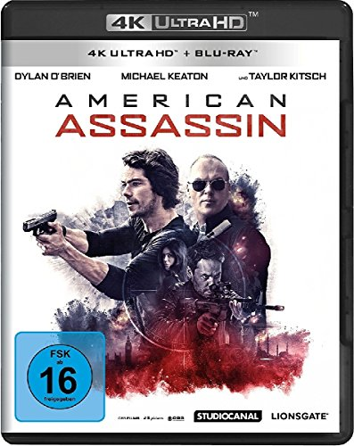 American Assassin - Ultra HD Blu-ray [4k + Blu-ray Disc]