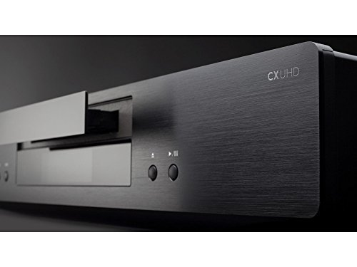 Cambridge Audio CXUHD (Dolby Vision) – Ultra HD Blu-ray Disc Player - 3
