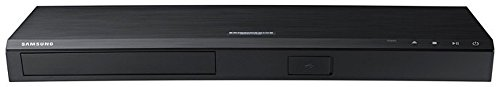 Samsung UBD-M7500 - Ultra HD Blu-ray Disc Player (Curved)