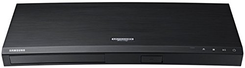Samsung UBD-M7500 – Ultra HD Blu-ray Disc Player (Curved) - 5
