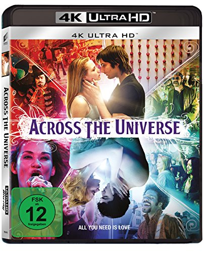 Across The Universe - 4k Ultra HD Blu-ray