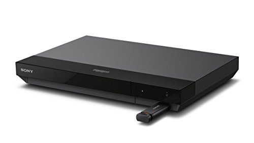 Sony UBP-X700 (Dolby Vision) – Ultra HD Blu-ray Disc Player - 6