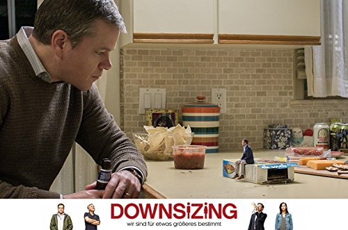Downsizing – Ultra HD Blu-ray [4k + Blu-ray Disc] - 3