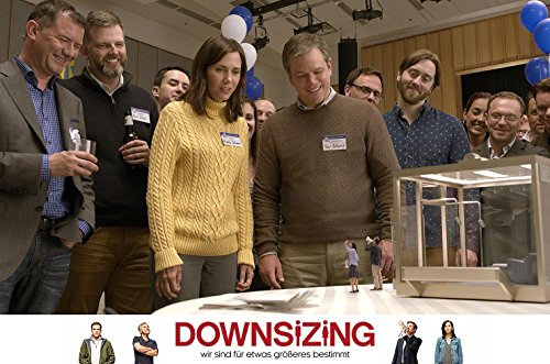 Downsizing – Ultra HD Blu-ray [4k + Blu-ray Disc] - 6