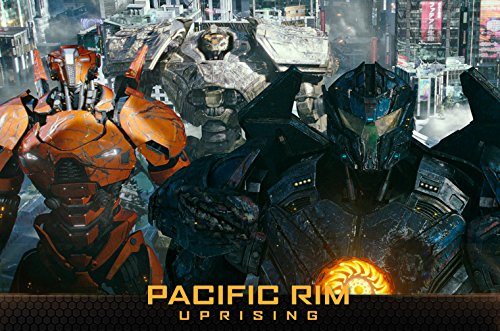 Pacific Rim 2: Uprising – Ultra HD Blu-ray [4k + Blu-ray Disc] - 2