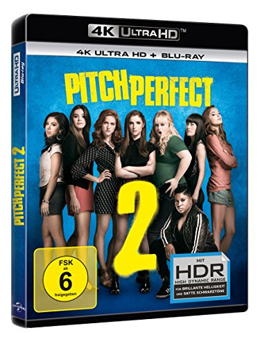 Pitch Perfect 2  – Ultra HD Blu-ray [4k + Blu-ray Disc] - 2