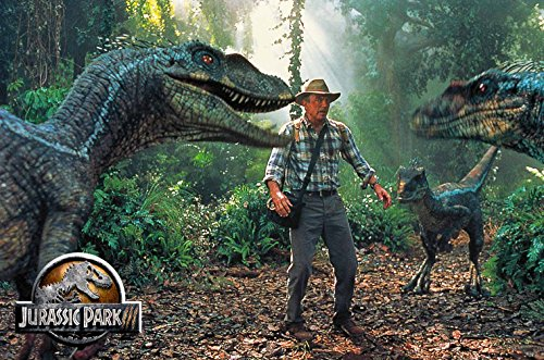 Jurassic Park 1-4 (Steelbook) (25th Anniversary Edition) – Ultra HD Blu-ray [4k + Blu-ray Disc] - 7