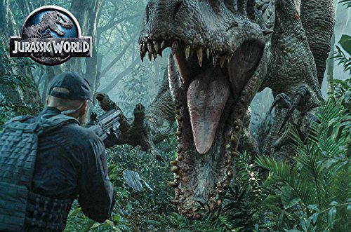 Jurassic Park 1-4 (Steelbook) (25th Anniversary Edition) – Ultra HD Blu-ray [4k + Blu-ray Disc] - 10