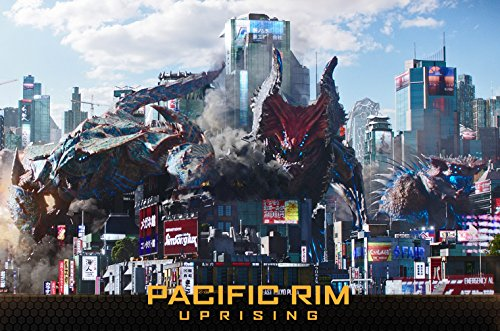 Pacific Rim 2: Uprising (Steelbook) – Ultra HD Blu-ray [4k + Blu-ray Disc] - 4