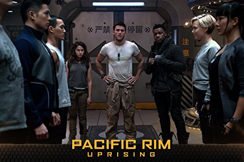 Pacific Rim 2: Uprising (Steelbook) – Ultra HD Blu-ray [4k + Blu-ray Disc] - 8