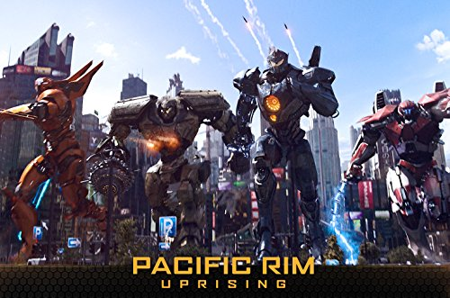Pacific Rim 2: Uprising (Steelbook) – Ultra HD Blu-ray [4k + Blu-ray Disc] - 9