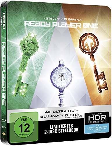 Ready Player One (Steelbook) – Ultra HD Blu-ray [4k + Blu-ray Disc] - 2