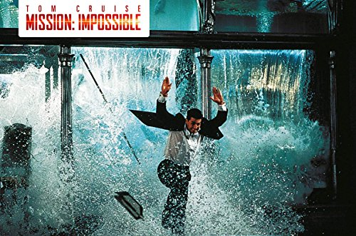 Mission: Impossible 1 – Ultra HD Blu-ray [4k + Blu-ray Disc] - 4