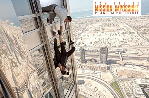Mission: Impossible 4 – Phantom Protokoll – Ultra HD Blu-ray [4k + Blu-ray Disc] - 5