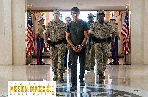 Mission: Impossible 5 – Rogue Nation – Ultra HD Blu-ray [4k + Blu-ray Disc] - 5