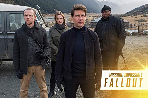Mission: Impossible 6 – Fallout – Ultra HD [4k + Blu-ray Disc] - 2