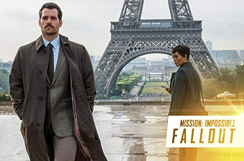 Mission: Impossible 6 – Fallout – Ultra HD [4k + Blu-ray Disc] - 5