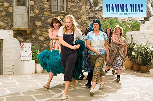 Mamma Mia! – Der Film – Ultra HD Blu-ray [4k + Blu-ray Disc] - 5
