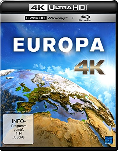 Europa - Ultra HD Blu-ray [4k + Blu-ray Disc]