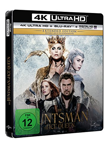 The Huntsman & The Ice Queen – Extended Edition – Ultra HD Blu-ray [4k + Blu-ray Disc] - 2