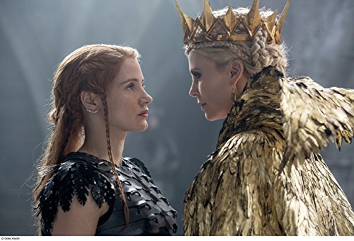 The Huntsman & The Ice Queen – Extended Edition – Ultra HD Blu-ray [4k + Blu-ray Disc] - 3