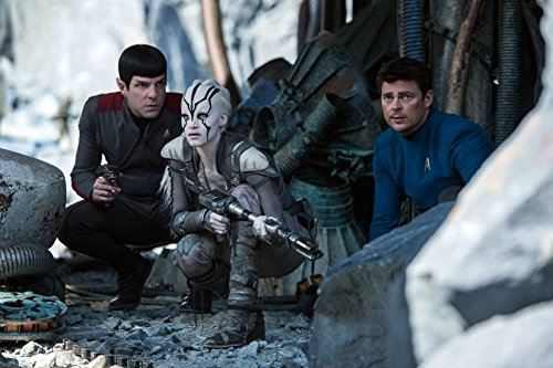 Star Trek Beyond – Ultra HD Blu-ray [4k + Blu-ray Disc] - 7