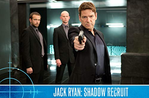 Jack Ryan: Shadow Recruit – Ultra HD Blu-ray [4K + Blu-ray Disc] - 6