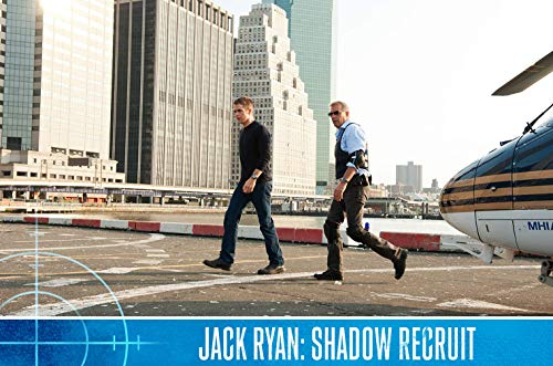 Jack Ryan: Shadow Recruit – Ultra HD Blu-ray [4K + Blu-ray Disc] - 7