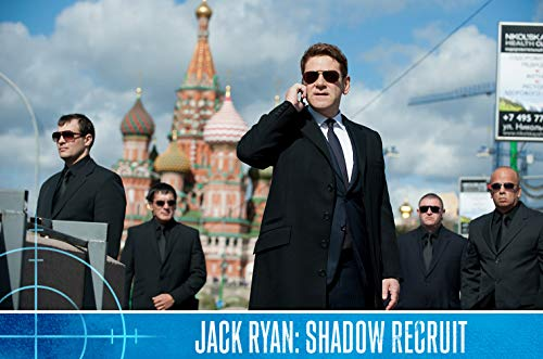 Jack Ryan: Shadow Recruit – Ultra HD Blu-ray [4K + Blu-ray Disc] - 8