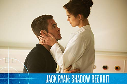 Jack Ryan: Shadow Recruit – Ultra HD Blu-ray [4K + Blu-ray Disc] - 10