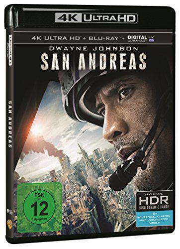 San Andreas – Ultra HD Blu-ray [4k + Blu-ray Disc] - 2
