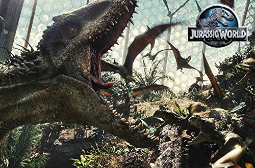 Jurassic World – Ultra HD Blu-ray [4k + Blu-ray Disc] - 4