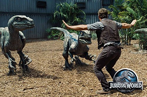 Jurassic World – Ultra HD Blu-ray [4k + Blu-ray Disc] - 9