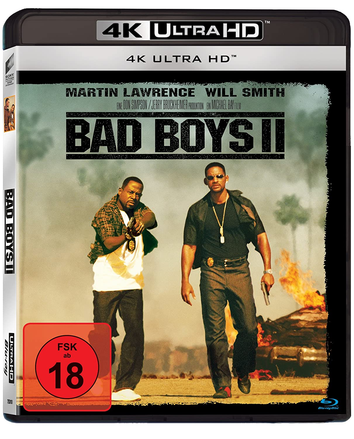 Bad Boys II - Ultra HD Blu-ray [4K + Blu-ray Disc]