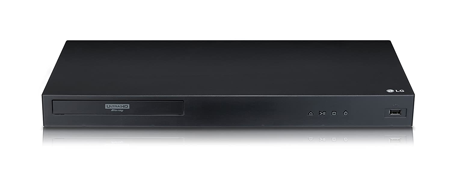 LG UBK80 – Ultra HD Blu-ray Disc Player